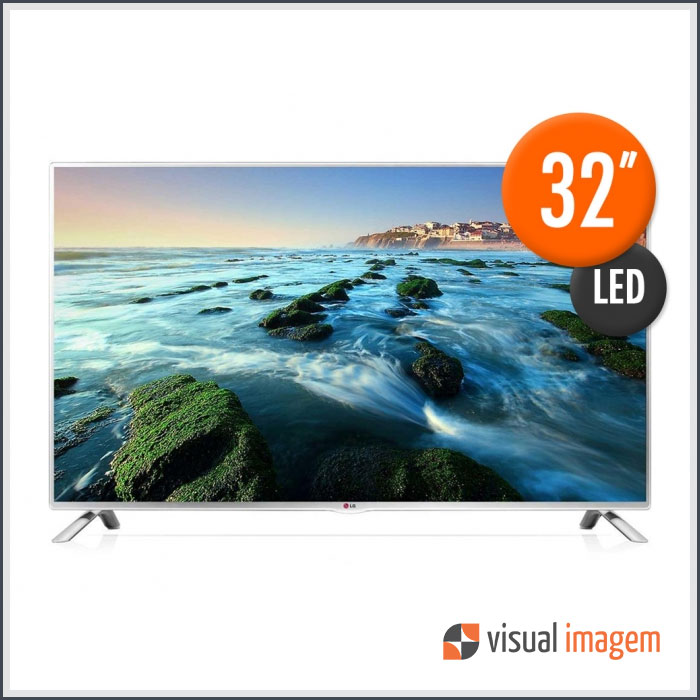 Aluguel de TV e Monitor LED 32 LG 32LB5600