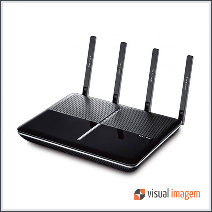 Aluguel de Roteador Wireless TP-Link Archer C2600