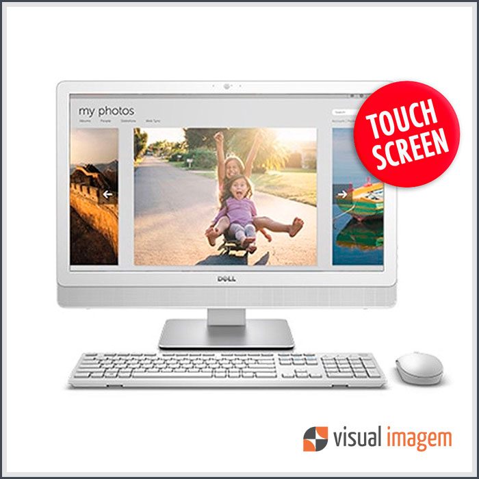 Aluguel de Computador All-in-One Dell Inspiron 24 3000