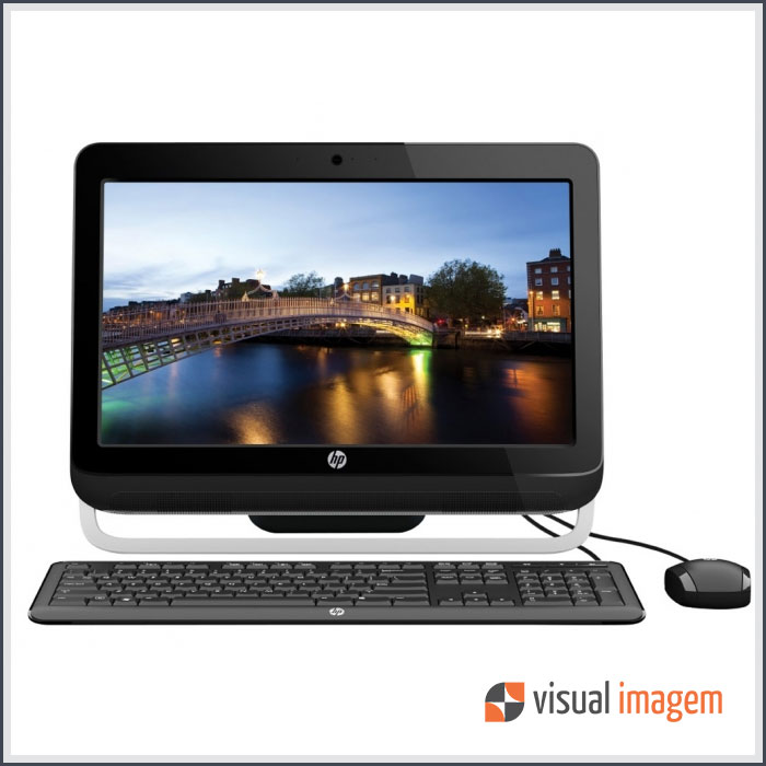 Aluguel de Computador All-in-One HP Omni